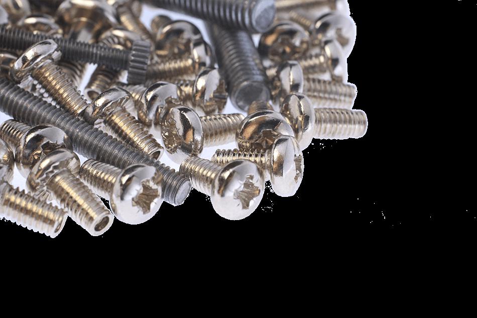 Specialty screws
